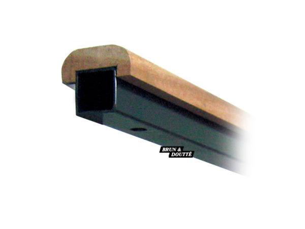 D barre d'appui de fenêtre acier