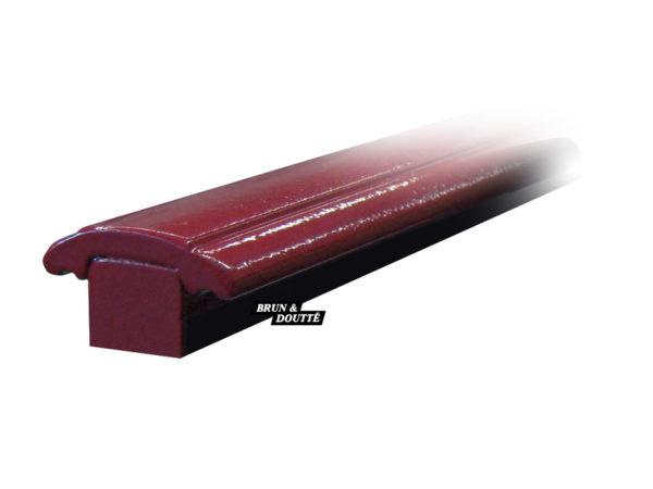G barre d'appui de fenêtre acier