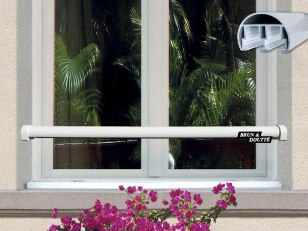 MÉRIBEL barre d'appui de fenêtre aluminium