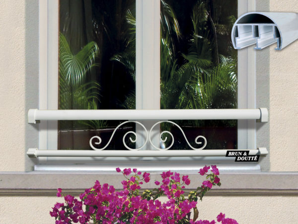 SAINT CLOUD barre d'appuide fenêtre aluminium