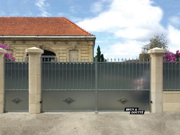 SAINT-GERMAIN portail acier